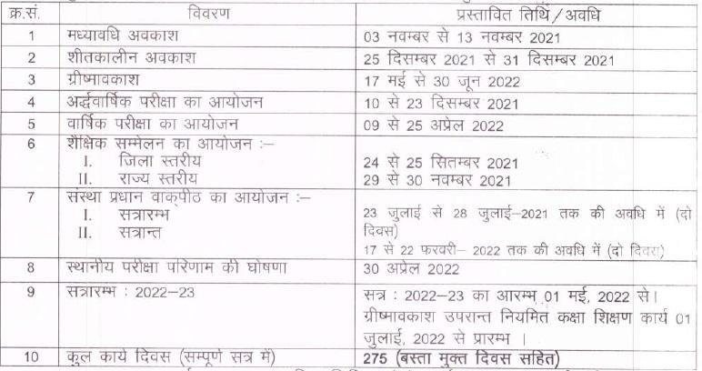Rajasthan shivira panchang 2021-22 : राजस्थान शिक्षा विभाग शिविरा कैलेंडर